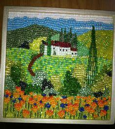 mosaic pattern landscape 1000 images about mosaic box on pinterest mosaics