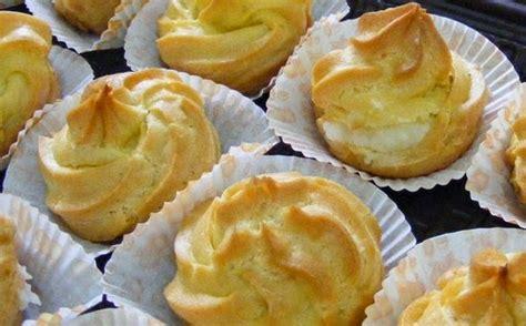 membuat kue sus isi vla resep cara membuat kue sus vla vanila enak resep