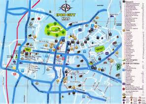 ipoh city map