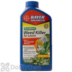 Best Patio Weed Killer by Bayer Advanced Southern Lawn Concentrate Weed Killer