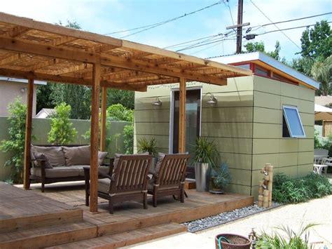 backyard office kit 10 x 12 prefab backyard office kit trelis westcoast outbuildings