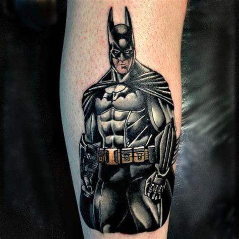 batman cross tattoo 28 batman tattoos for batman day tattoodo