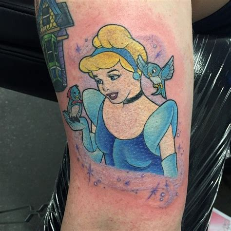 cinderella tattoos 1000 ideas about cinderella tattoos on disney