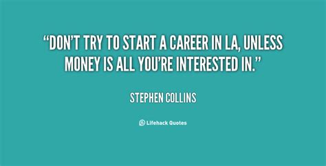 quotes about starting a career quotesgram