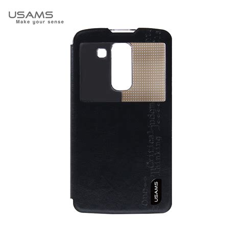 Flip Cover Lg Optimus G Pro 2 D830 usams lg optimus g pro 2 f350 flip stand cover luxury leather merry series