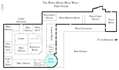 oval office layout file white house west wing 1st floor with the oval