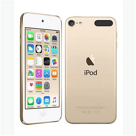 ipod touch 6 16 gig technology