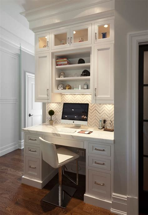 Kitchen Cabinet Ideas Small Kitchens best 25 desk nook ideas on pinterest kitchen office