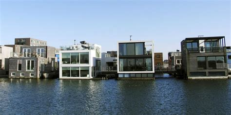 Floating Homes Kaufen by The Netherlands Is Building Houses That Float On Water