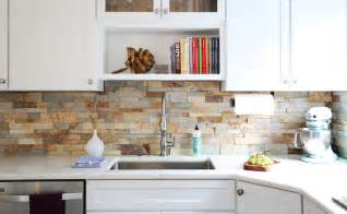 stacked backsplash tiles for kitchens and