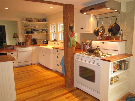 vermont quot farmhouse quot style kitchen farmhouse kitchen
