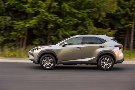 2017 lexus nx 200t review ratings specs prices and