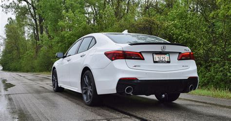 Tlx A Spec by 2018 Acura Tlx A Spec Sh Awd Drive 42