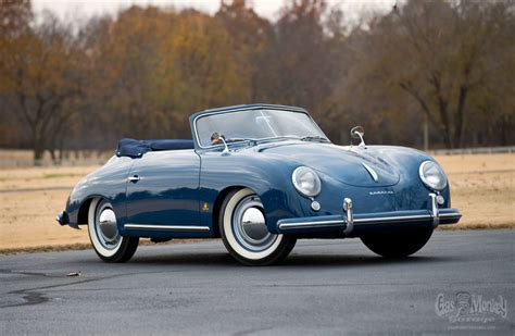 convertible porsche 356 dennis collins is selling two porsche 356 s at private
