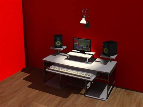 Pin By Michelle On Home Pinterest Studio Monitor Desk Stands