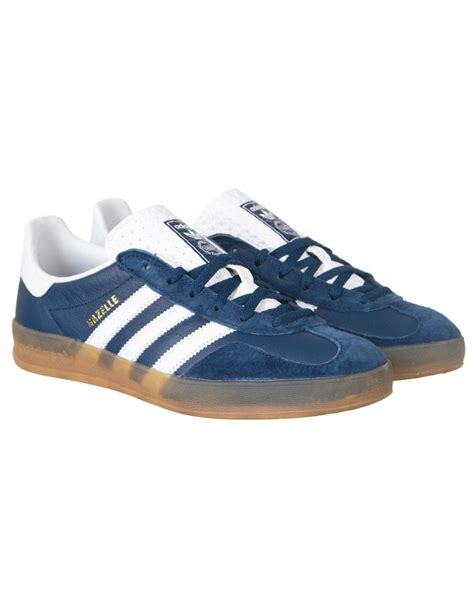 adidas originals gazelle indoor shoes oxford blue adidas originals from iconsume uk