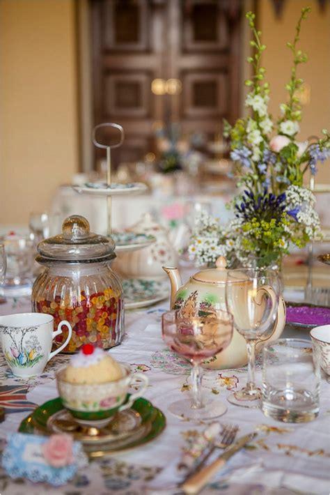 vintage wedding table decorations uk vintage styled wedding 1940s inspired real wedding