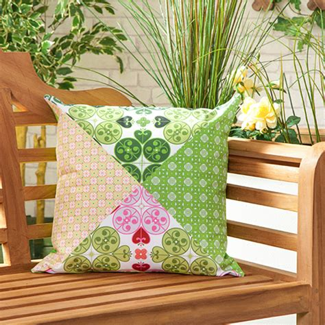 Waterproof Canvas Outdoor Cushions Water Resistant Scatter Water Resistant Patio Furniture