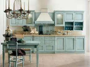 country kitchen design green