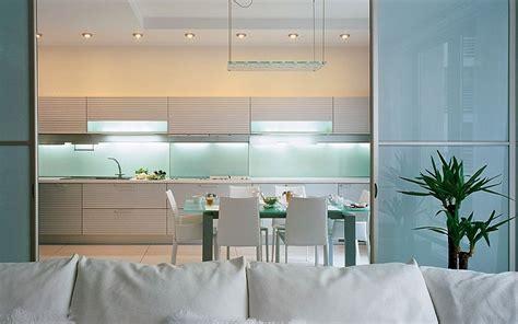 kitchen glass design glass backsplash interior design ideas