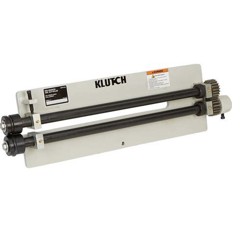 sheet metal bead roller klutch vise mounted sheet metal bead roller 18 ga