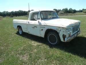 1964 Dodge D100 Find Used 1964 Dodge D100 Shortbed Truck In Holden