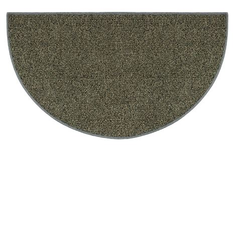Goods Of The Woods Hearth Rugs by Goods Of The Woods Hemlock Sisal Weave Half Hearth