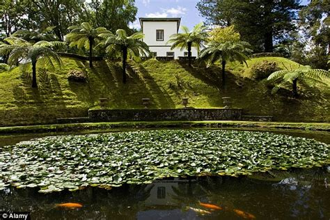 Terra Gardens by Holidays In The Azores Thermal Pools Lava Tunnels And