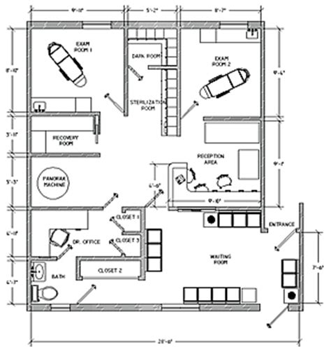 office space layout one office space planning