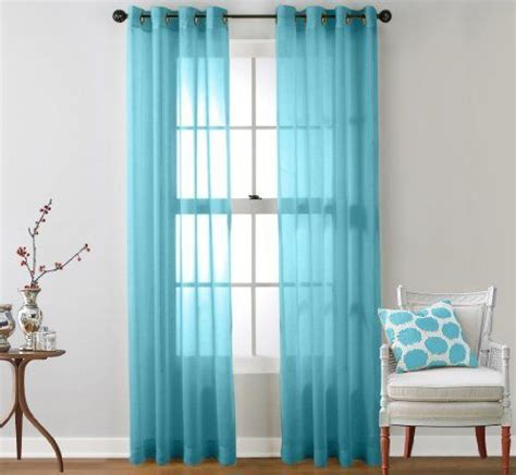 Aqua Sheer Curtains Aqua Sheer Curtains Furniture Ideas Deltaangelgroup