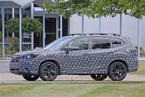 Able Upholstery 2019 Subaru Forester Release Date Spy Photos Engine
