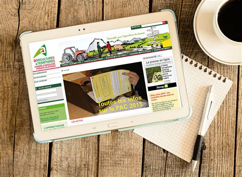 chambre agriculture pau references webdesing