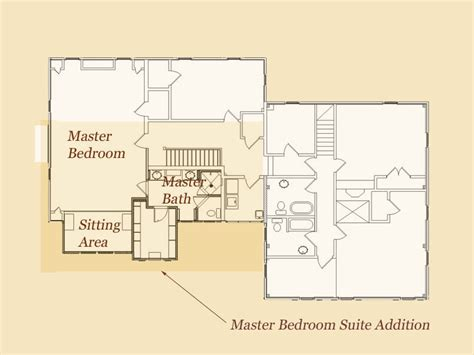bedroom and bathroom addition floor plans master bedroom addition floor plans master suite garage plans and costs simply additions