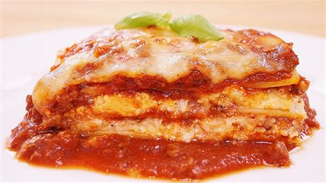 beef and cheese lasagna dishin with di cooking show recipes cooking videos