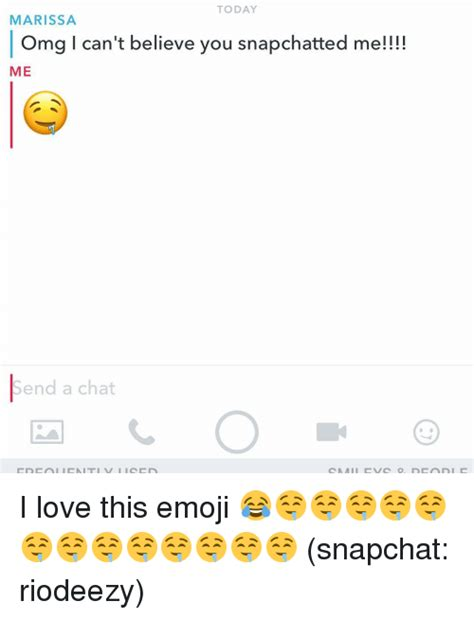 emoji you would send to a crush 25 best memes about emoji and snapchat emoji and