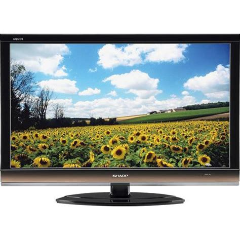 Aquos Tv Lc32le340 sharp lc 40e77u aquos e series 40 quot lcd tv lc 40e77u b h