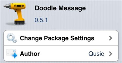 how to use doodle message send doodles or write on photos in ios messaging apps