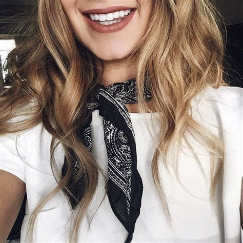 16 beautiful hairstyles with scarf and bandanna pretty best 25 bandana hair ideas only on pinterest hair scarf