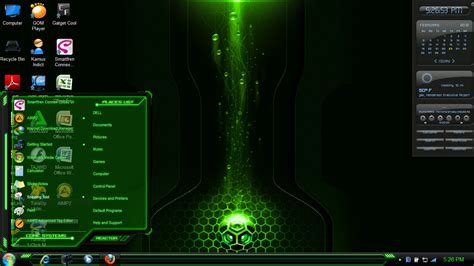 themes for windows 7 rasta free download theme hud green for windows 7