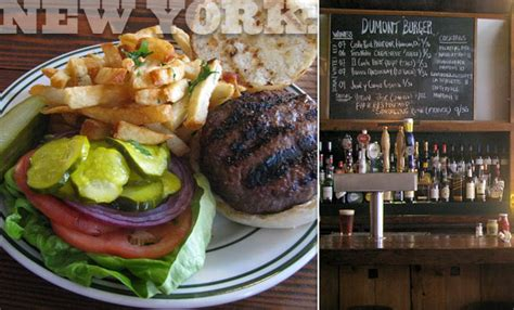 best burger new york america s top burgers new york epicurious