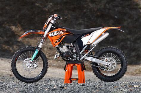 Ktm Exc 125 2010 Prueba Ktm Exc 125 2010 Fotograf 237 A Est 225 Tica De La Moto