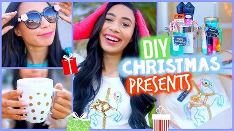 Diy Christmas Gifts Affordable Holiday Presents