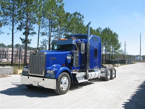 kenworth merchandise usa used 2007 kenworth w900l for sale blue 2007 vehicle for