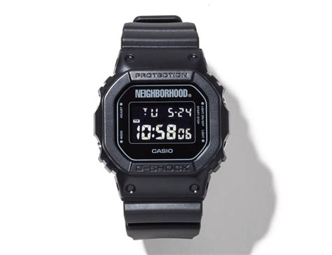 Dw Date neighborhood updates the casio g shock dw 5600 freshness mag