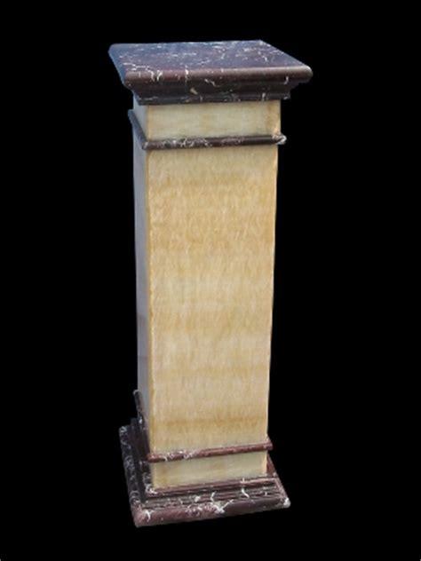 colonne in marmo per interni colonne in marmo onice pietra per arredamento casa ed