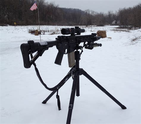 shooting tripods the professional gunfighter