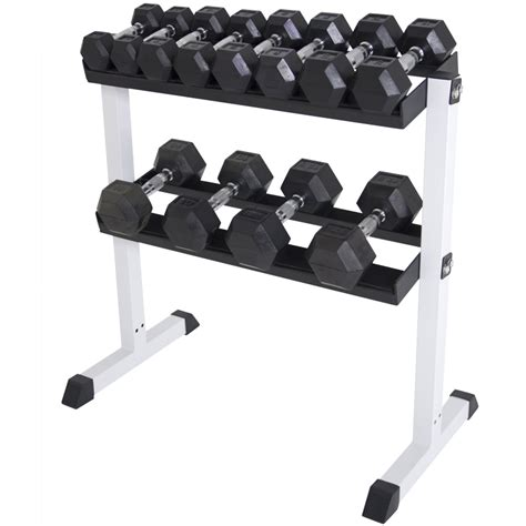 Weight Rack With Weights by Ironworx Modular Horizontal Dumbbell Rack Hdr Orbit Fitness