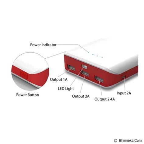 Powerbank Robot 20000mah jual robot powerbank robot 20000mah rt800 merchant