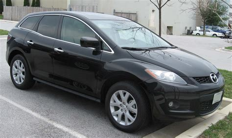 mazda cx7 mazda cx 7 history photos on better parts ltd