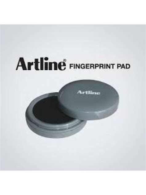 artline fingerprint pad